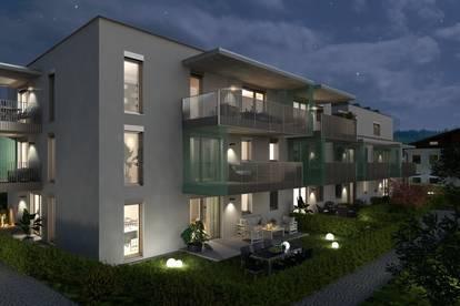 3 Zimmer Wohnung mit 17m² Balkon