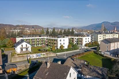 Helle 2 Zimmer Wohnung mit West-Balkon