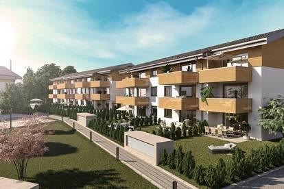 Maisonette Wohnung mit Garten