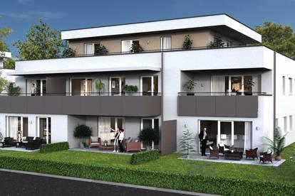 Charmante 2 Zimmer Wohnung mit Garten