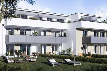 Exklusive 4 Zimmer Dachgeschosswohnung mit Terrasse