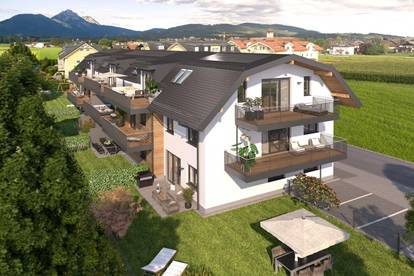 Helle Dachgeschosswohnung mit 3 Zimmern