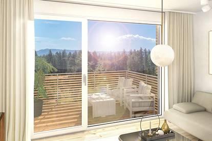 Sonnige 3 Zimmer Wohnung in Seenähe