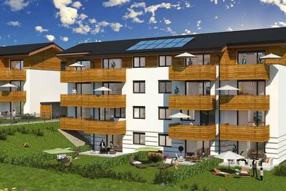 Helle 4 Zimmer Maisonette Wohnung mit großem Garten