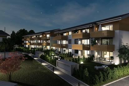 3 Zimmer Wohnung mit Sonnen-Balkon