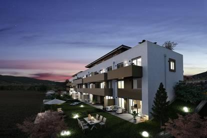 Helle 3 Zimmer Wohnung mit Balkon im OG