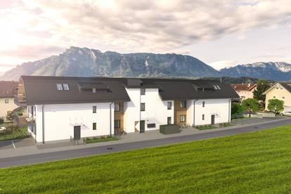 2 Zimmer Dachgeschoss Wohnung mit 19m² Balkon