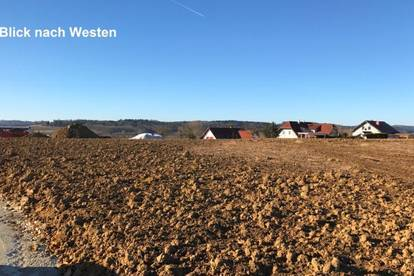 Sonnige Bauplätze (ab 1.082m²) in der Gemeinde Großwilfersdorf!