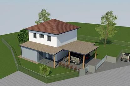 Neubau: Großzügiges Einfamilienhaus (94m²) in zentraler Lage in Fürstenfeld! Provisionsfrei!