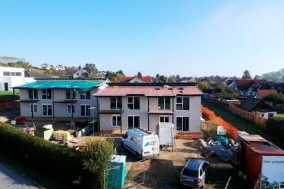 PROVISIONSFREI: Exklusive Reihenhäuser (110m²) in ruhiger zentraler Lage in Fürstenfeld! ERSTBEZUG