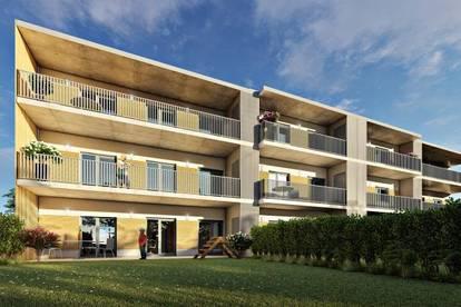 Moderne Eigentumswohnungen (50 u. 70m²) mit Terrasse oder Balkon in der Nähe von Sinabelkirchen! Provisionsfrei