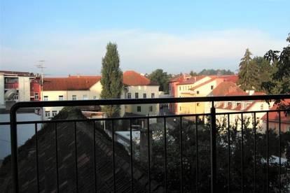 Moderne Mietwohnung (62m²) mit Loggia im Zentrum von Fürstenfeld!