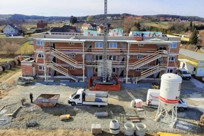 Nähe Sinabelkirchen: Moderne Eigentumswohnungen (70m²) mit Terrasse und Garten! Provisionsfrei!