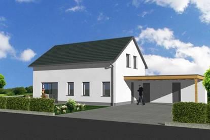 Provisionsfrei - Neubau: Traumhaftes Einfamilienhaus (129m²) in ruhiger Lage in der Nähe von Riegersburg!