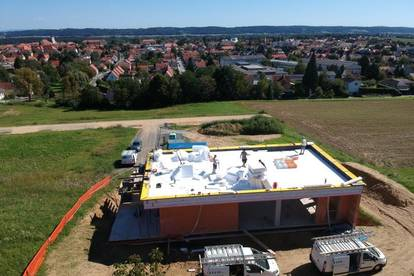 Wohnen am Bergkamm: Exklusive Einfamilienhäuser (165m²) mit traumhaftem Ausblick über Fürstenfeld! Provisionsfrei!