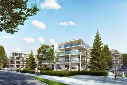 Parkvillen Fürsenfeld: Exklusive Eigentumswohnung (53m²) in absoluter Bestlage! Provisionsfrei