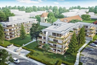 Parkvillen Fürstenfeld: Exklusive Eigentumswohnung (104m²) in absoluter Bestlage! Provisionsfrei