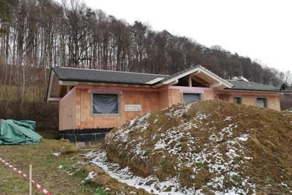 Neubau! Großzügiger Bungalow (130m²) in ruhiger Lage in der Nähe der Therme Loipersdorf!