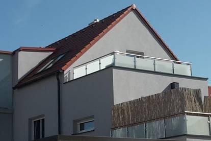 Geräumige Mietwohnung (48m²) mit uneinsehbarer Terrasse in zentraler Lage in Fürstenfeld!