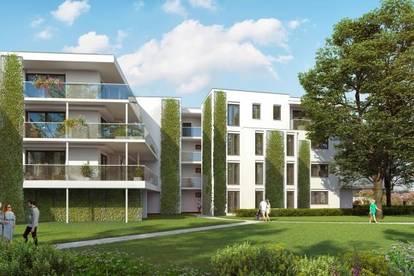 Wohnen in Fürstenfeld - Parkvillen - Exklusive Eigentumswohnung (48m²) in absoluter Bestlage! Provisionsfrei