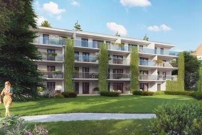 Wohnen in Fürstenfeld - Parkvillen - Exklusive Eigentumswohnung (73m²) in absoluter Bestlage! Provisionsfrei