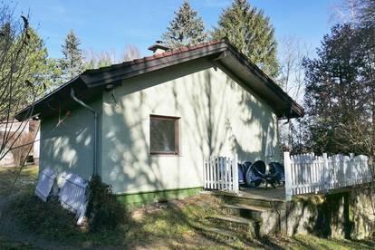 Ruhig gelegenes Wohnhaus mit Garten in Eichgrabner Südlage