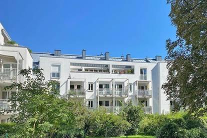 Sensationelle Dachterrassenwohnung an der Wiener Stadtgrenze