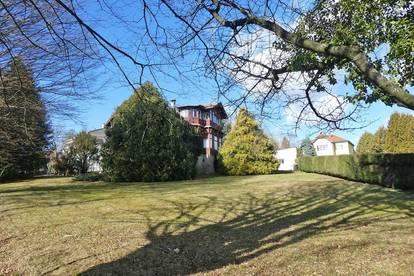 3-Zimmer-Altbaumiete in Wienerwaldvilla auf der Lawies