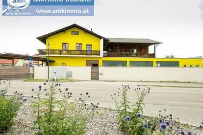 Herrliches Wohnhaus mit Garten und Kfz-Betrieb!