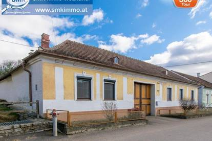 Zwei Häuser mit idyllischem Hof plus Garten!
