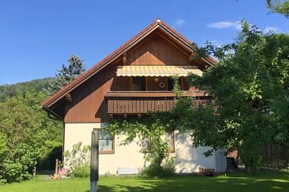 Feine 3-Zimmer-Wohnung mit großem Garten  in Koblach