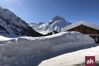 Traumhafte Ferienwohnungen an der Piste in Lech