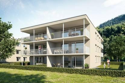 Feldkirch: Gartenwohnung mit Flair