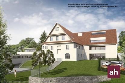 Wohlfühlplatz in Koblach - Galeriewohnung 4-Zimmer