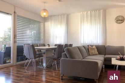 Große 2-Zimmer-Wohnung  in ruhiger Lage in Grenznähe