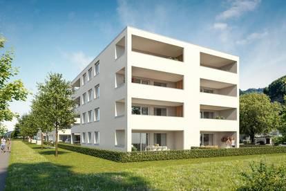 4-Zimmer-Dachterrassenwohnung in Hohenems