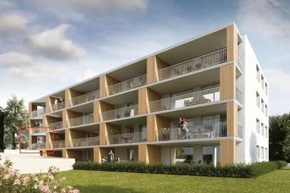 Dornbirn: Lässige 3-Zimmer-Terrassenwohnung