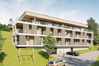 RESERVIERT: 4-Zimmer-Terrassenwohnung in Batschuns