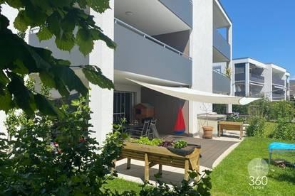 Gartenwohnung ideal für Familien