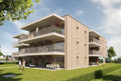 Altach: 3-Zimmer-Dachwohnung mit großer Terrasse