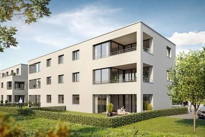 Feldkirch: 3-Zimmerwohnung mit gemütlicher Loggia