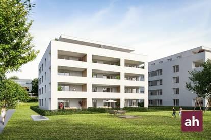 RESERVIERT! Leben auf der Sonnenseite-Lustenau 3-Zimmer-Wohnung Top 51
