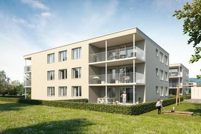 Feldkirch: funktionelle 4-Zimmer-Terrassenwohnung