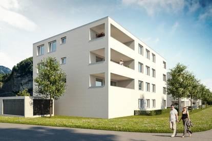 Leistbare 3-Zimmer-Dachwohnung in Hohenems