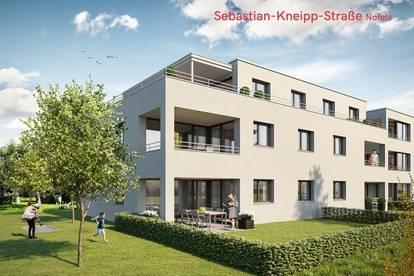 Familienfreundliche 4-Zimmer-Wohnung in Feldkirch