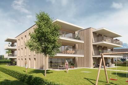 Altach: Sonnige Terrassenwohnung
