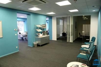 Renoviertes Großraumbüro / abteilbares Büro in Innenstadtlage mit Klimaanlage