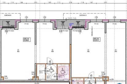 Zentrumsnahe Neubau-Geschäftslokale in Bestlage - Fertigstellung ca. Ende 2020