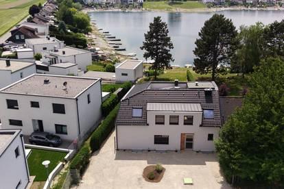 Exklusives neues Seehaus nur 40 Minuten von Wien! (7201 Neudörfl)