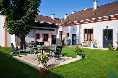 Neu sanierte Mietwohnung im Stil der Toskana mit Garten in Ruhelage (provisionsfrei)